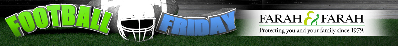 Football Friday on 4 section banner