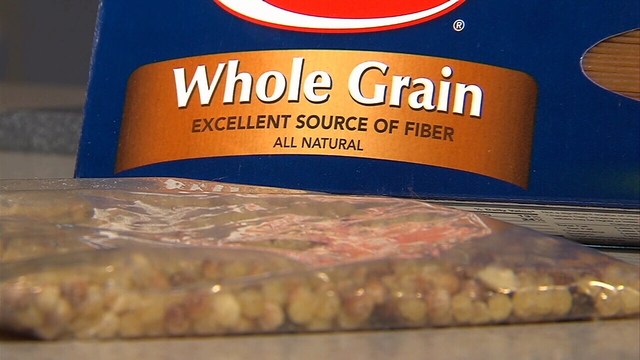 whole grain pasta weight loss