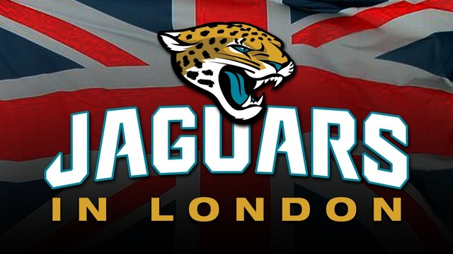 NFL announces date for Jaguars vs. Texans game in London