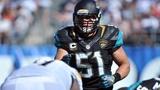 Jaguars moving Posluszny to strong side linebacker