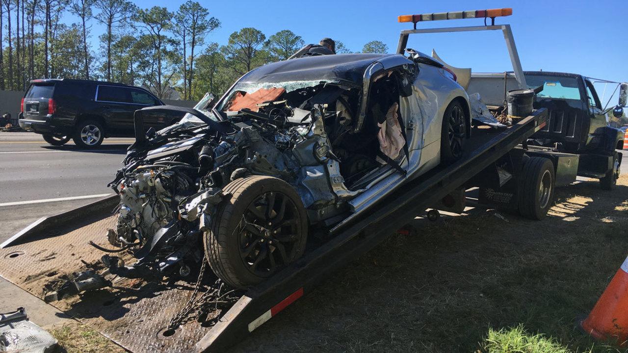 San Jose Car Accident November