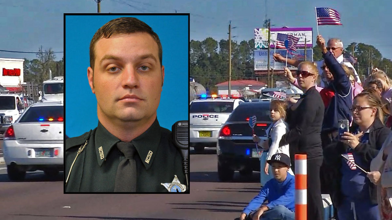 Nassau County deputy killed in chase described as 'hero'