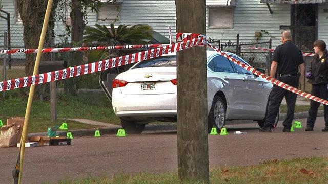 Lynton Street homicide