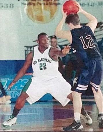 Eddie Brown basketball