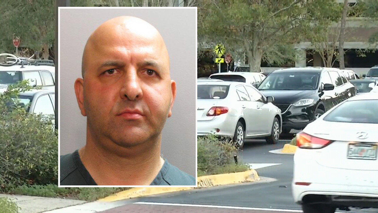 Man accused of groping UNF student charged with battery