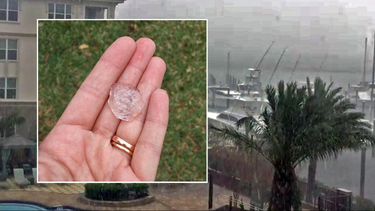 Madison Dodges Weather Bullet As >> Northeast Florida Dodges Bullet As Storm Moves Offshore