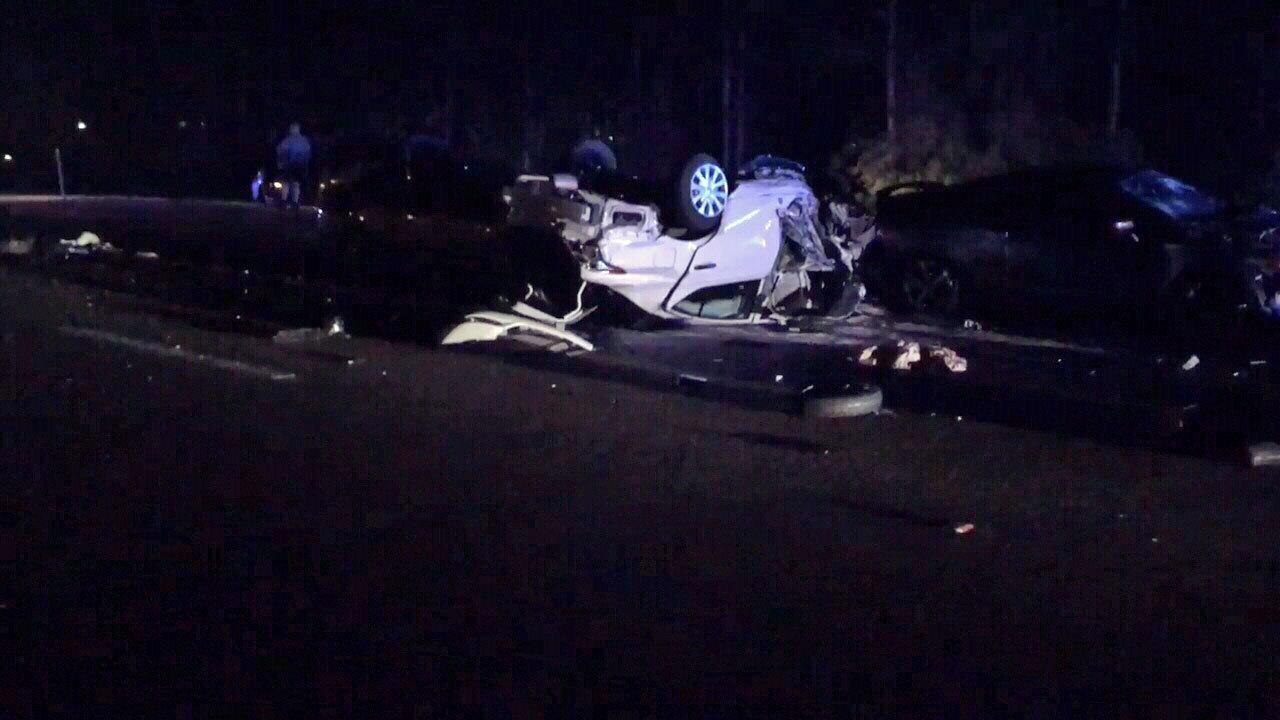 Car Crash Westside Jacksonville