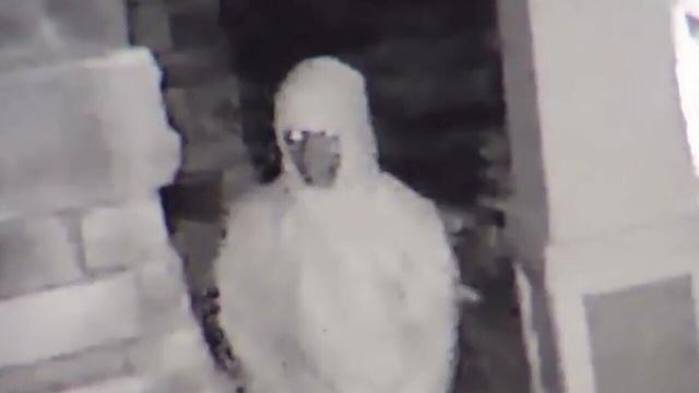 0207 Burglary surveillance hoodie