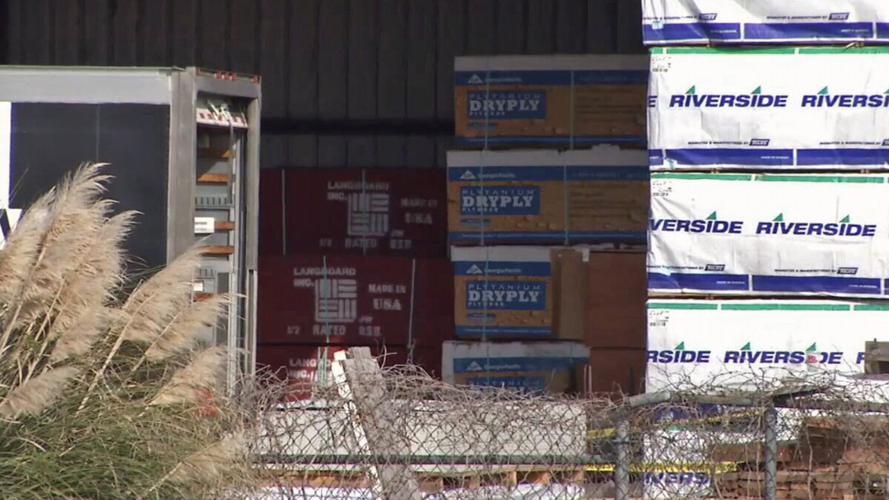 Manning Building Supplies Death