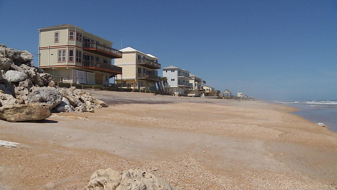 St Johns Beach Renourishment