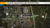 1 injured&#x3b; 1 in custody after shooting at Suite Night Club