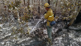 Fire remains at 85% containment after weekend