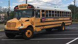 8 hospitalized complaining of fumes on school bus