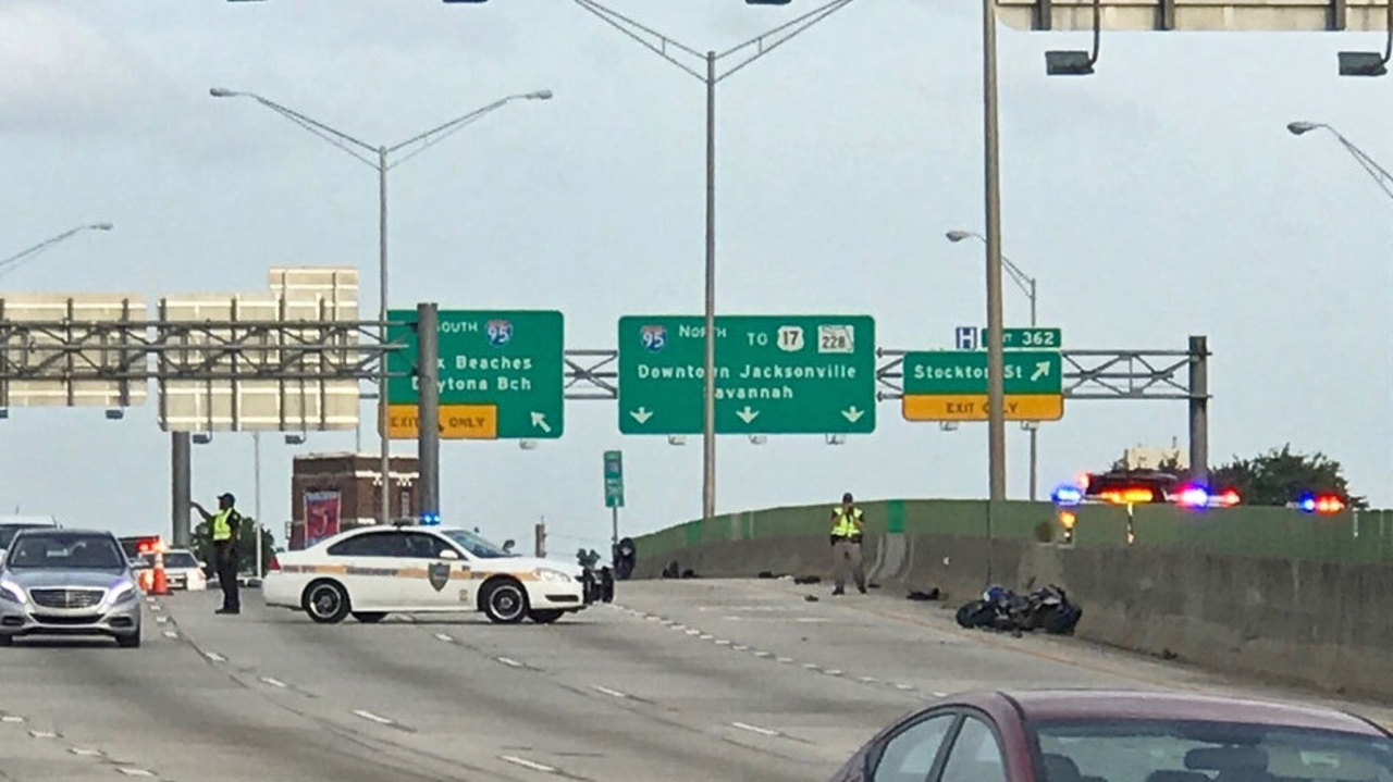 Florida Highway Patrol Traffic >> 19-year-old killed in motorcycle crash on I-10