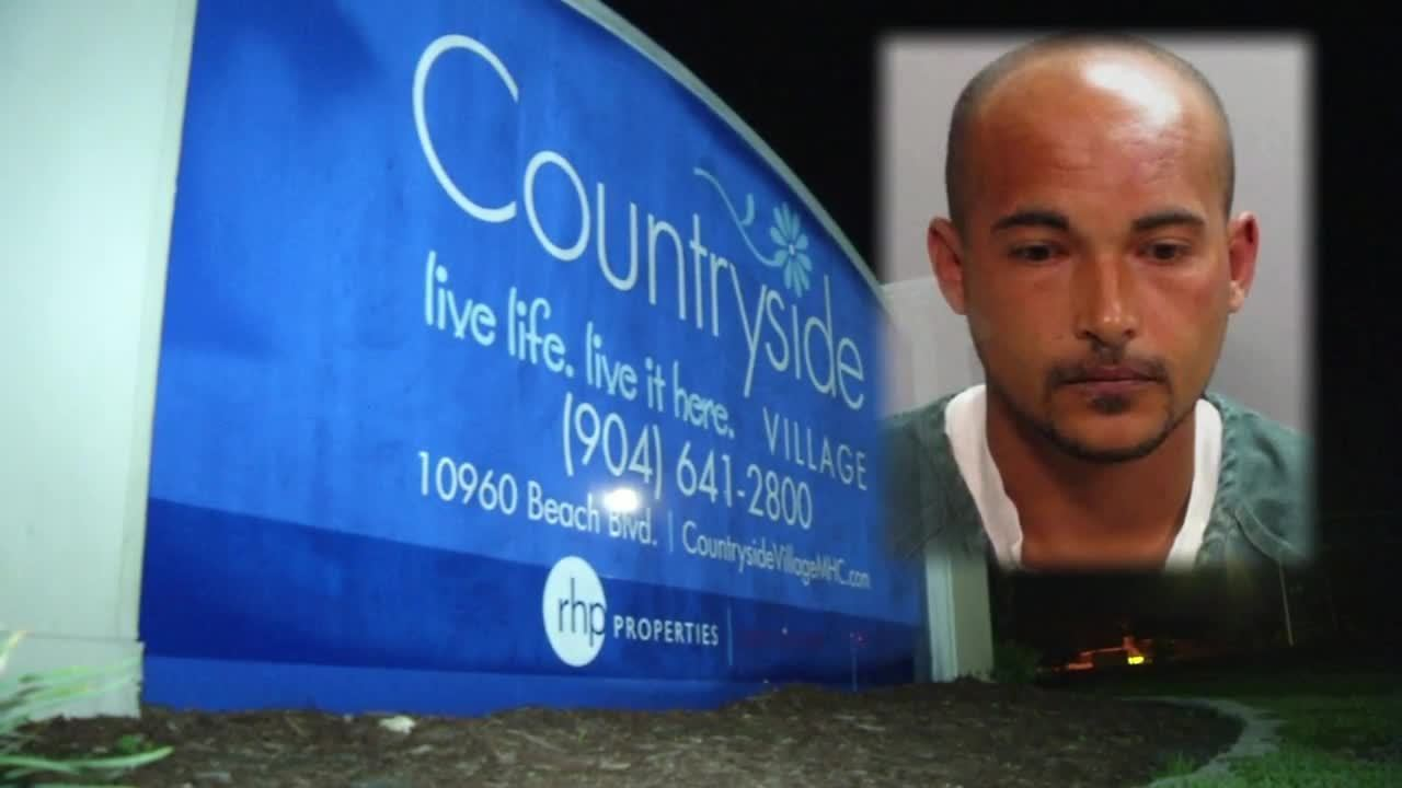 Ponte Vedra Man Charged In Home Invasion Rape At Southside