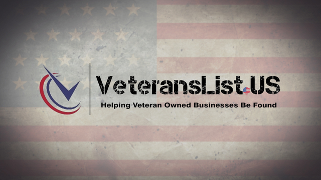 Veterans List Logo