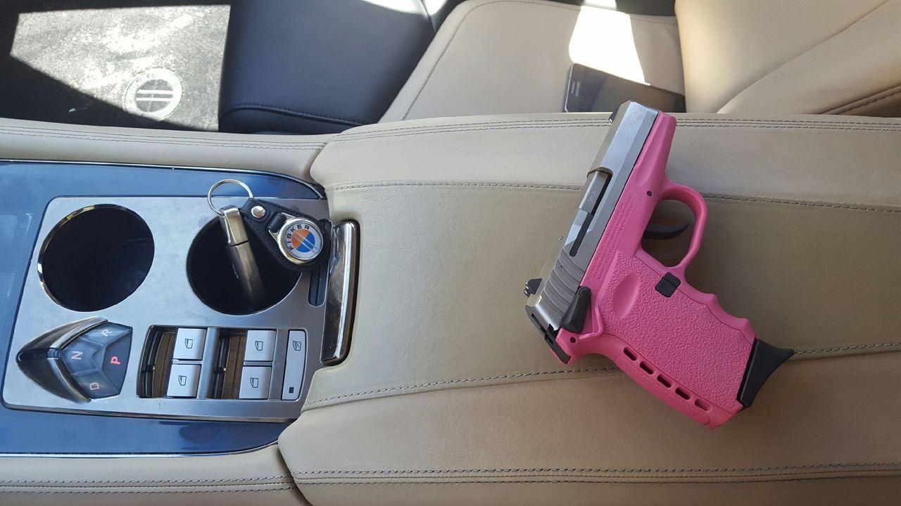 Woman Says Gun Was Stolen From Her Car At Mercedes Benz