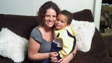 Biological mother of 8-year-old boy killed by fallen TV 'outraged'