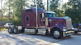 Semitruck cab stolen at St. Johns County travel center