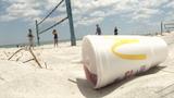 Talking trash: Online petition asks people to keep Jax Beach clean