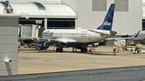 Jet Blue flight lands at JIA after experiencing hydraulic issues