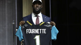 Jags pick LSU RB Leonard Fournette at No. 4