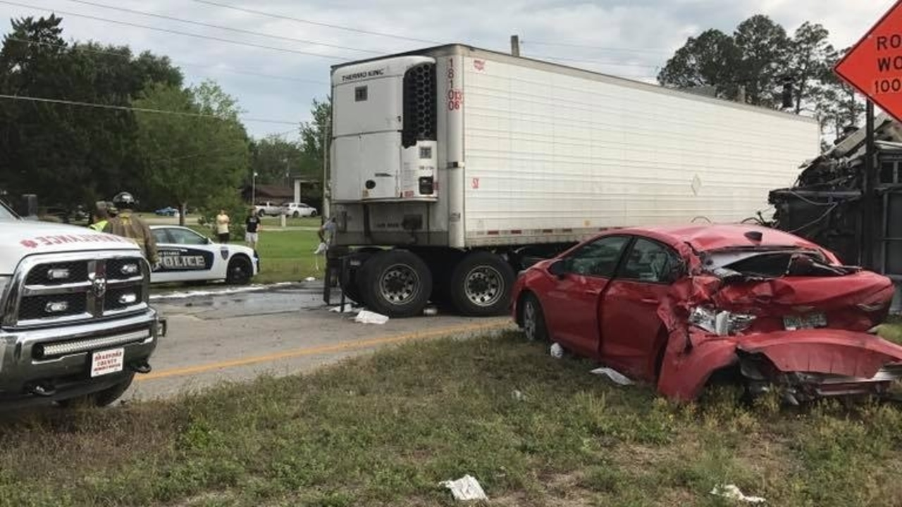 Alachua County Car Crash