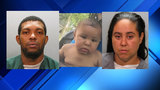 JSO charges mother, boyfriend in 15-month-old's death