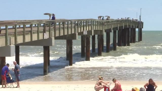 Video Thumbnail For No Money To Maintain St Augustine Beach Pier In Future County