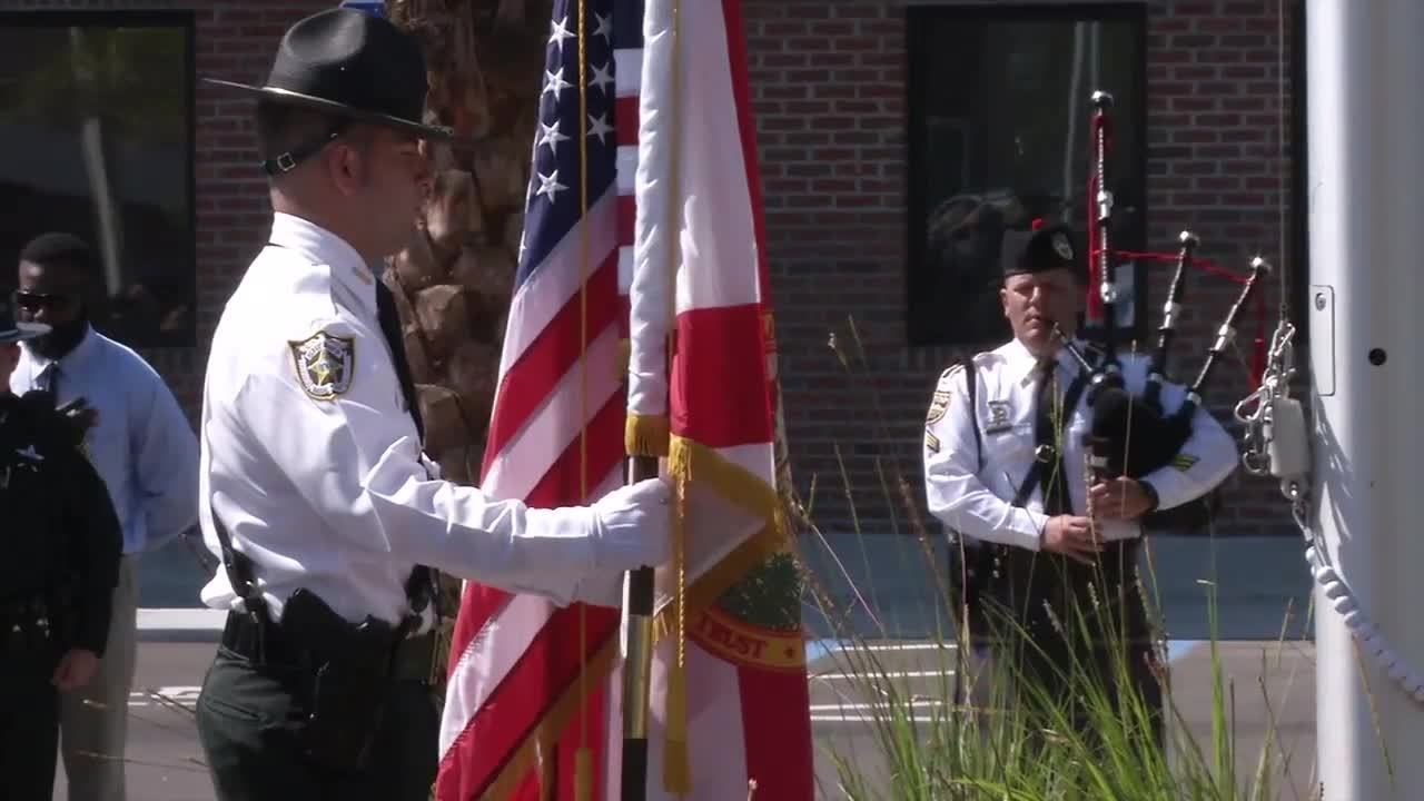 Deputy killed in line of duty honored in Nassau County