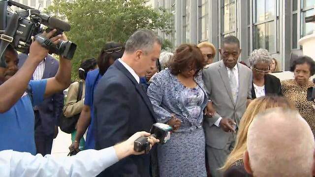 Brown leaves court today