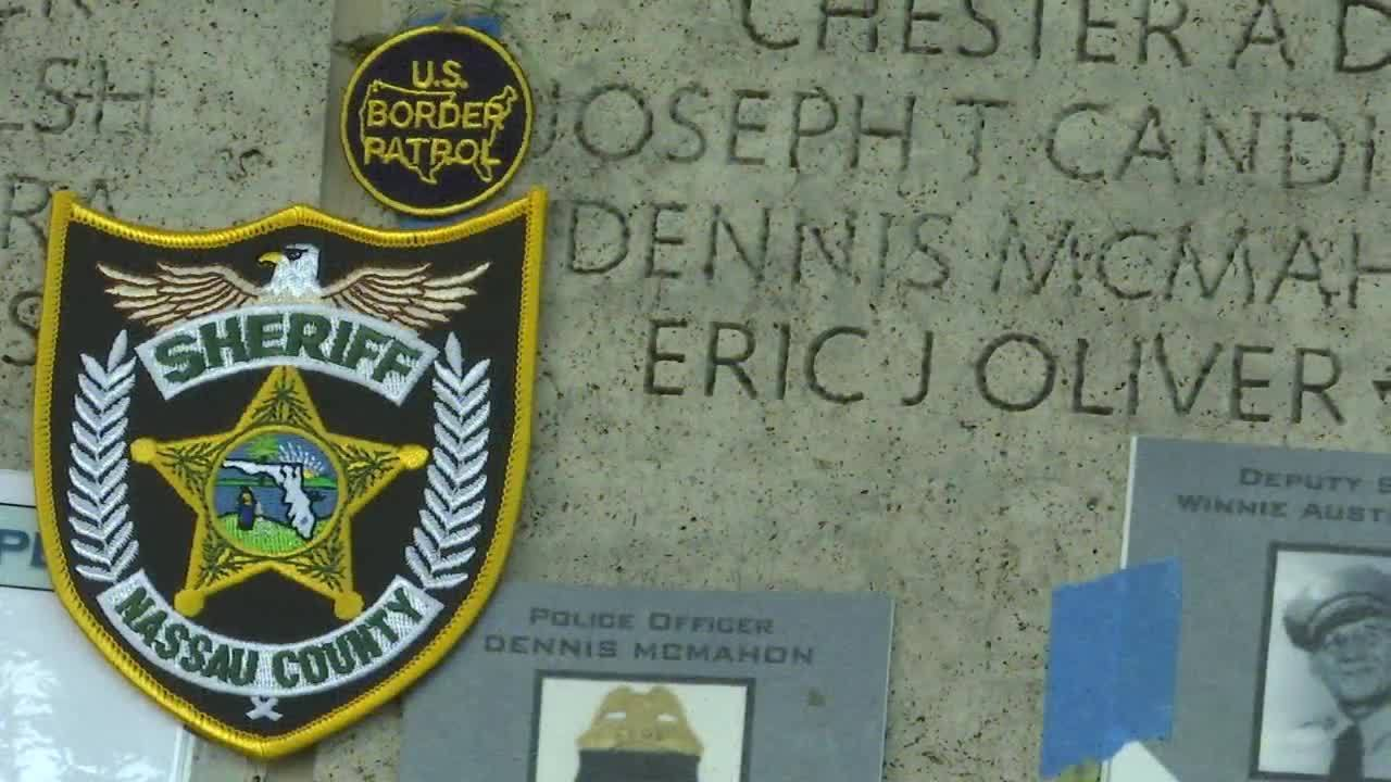 Nassau County deputy killed among 234 honored by President ...