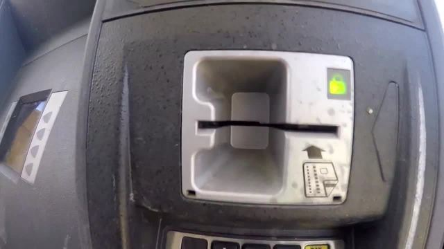 Protect yourself from ATM skimmers