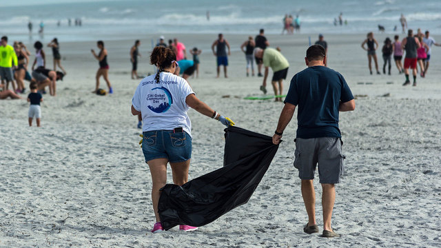 Volunteers wanted for July 5th beaches cleanup