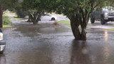 Severe storms flood streets, yards in Fort Caroline