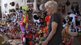 Riverside woman gets eviction notice over toy collection