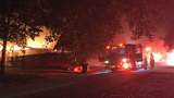 Arson suspected in Arlington house fire, police say