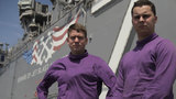 2 Mayport-based Navy men came to the rescue in Times Square