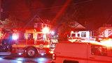 Crews battle 2 fires in Riverside