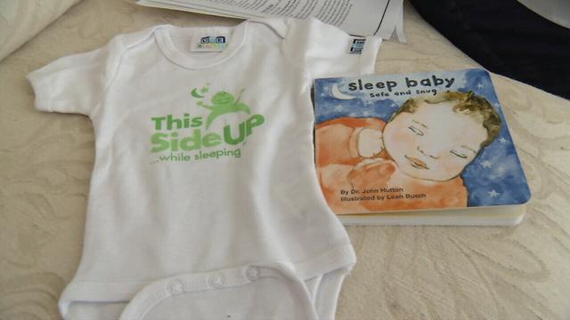 Safe Sleep materials