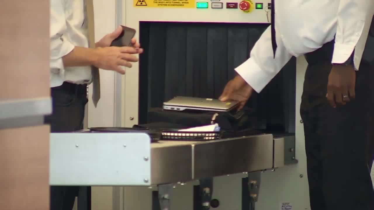 City Hall turns on tighter security measures