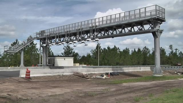 Tolls begin next month on First Coast Expressway