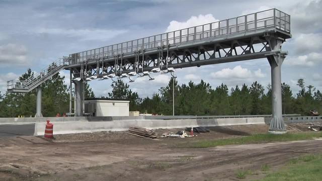 Tolls begin next month on First Coast Expressway
