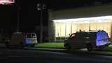 Clerk shot during liquor store robbery