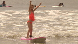 Saltwater Cowgirls promote girl power through surfing