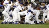 Florida beats LSU 6-1 at CWS for 1st national championship