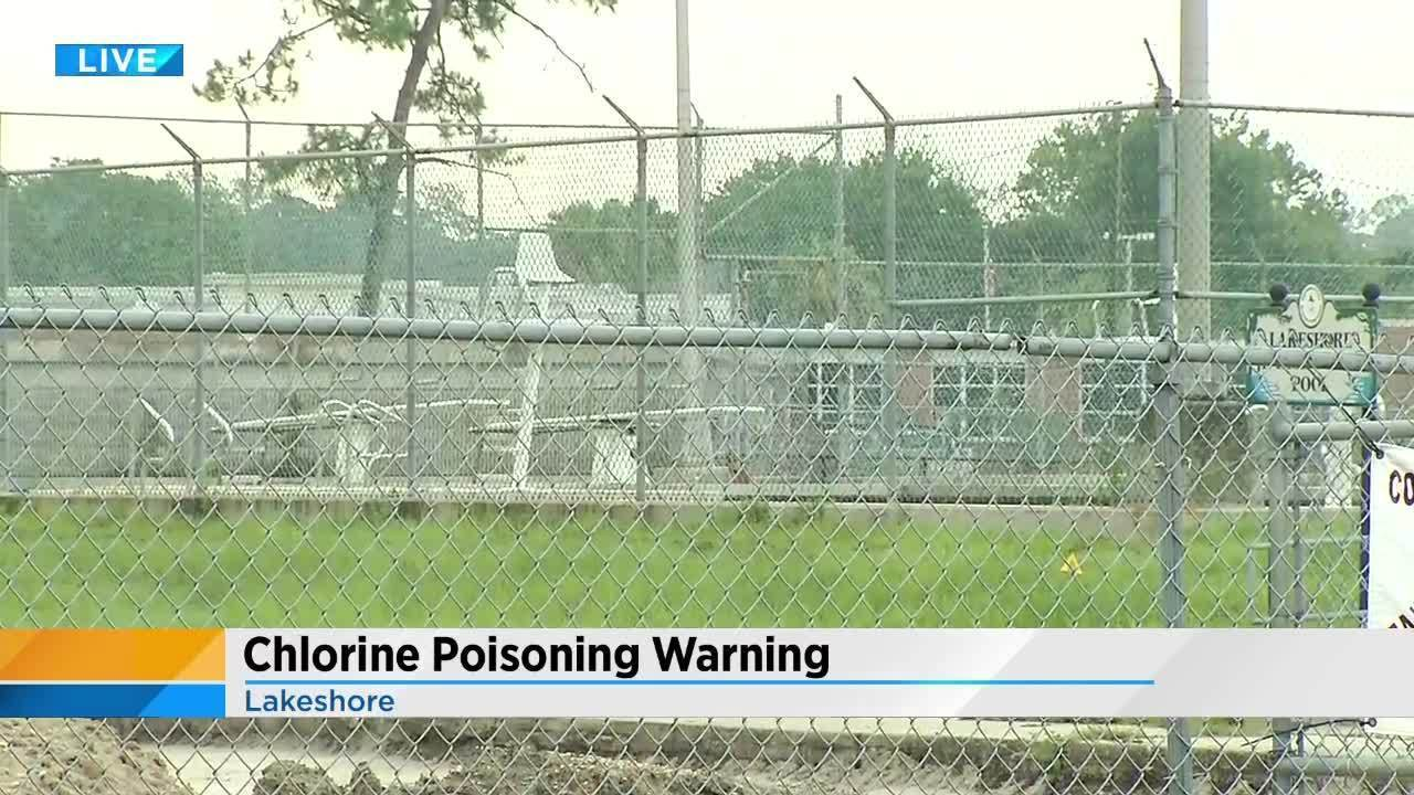 Cloud Of Chlorine Gas At Florida Pool Sends 5 Kids To Hospital