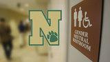 Transgender student suing school board over bathroom policy