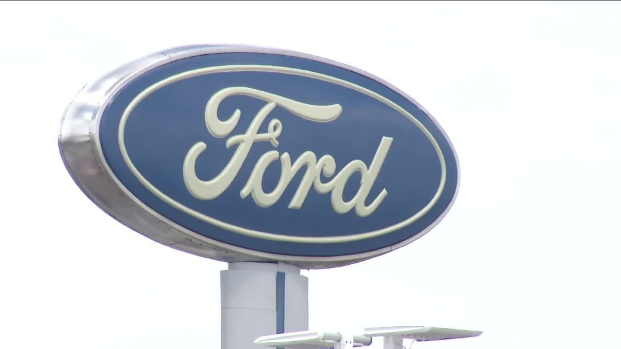 Ford Recalling 117 000 Vehicles For Safety Defect