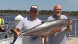 Kingfish Tournament day one brings big kings